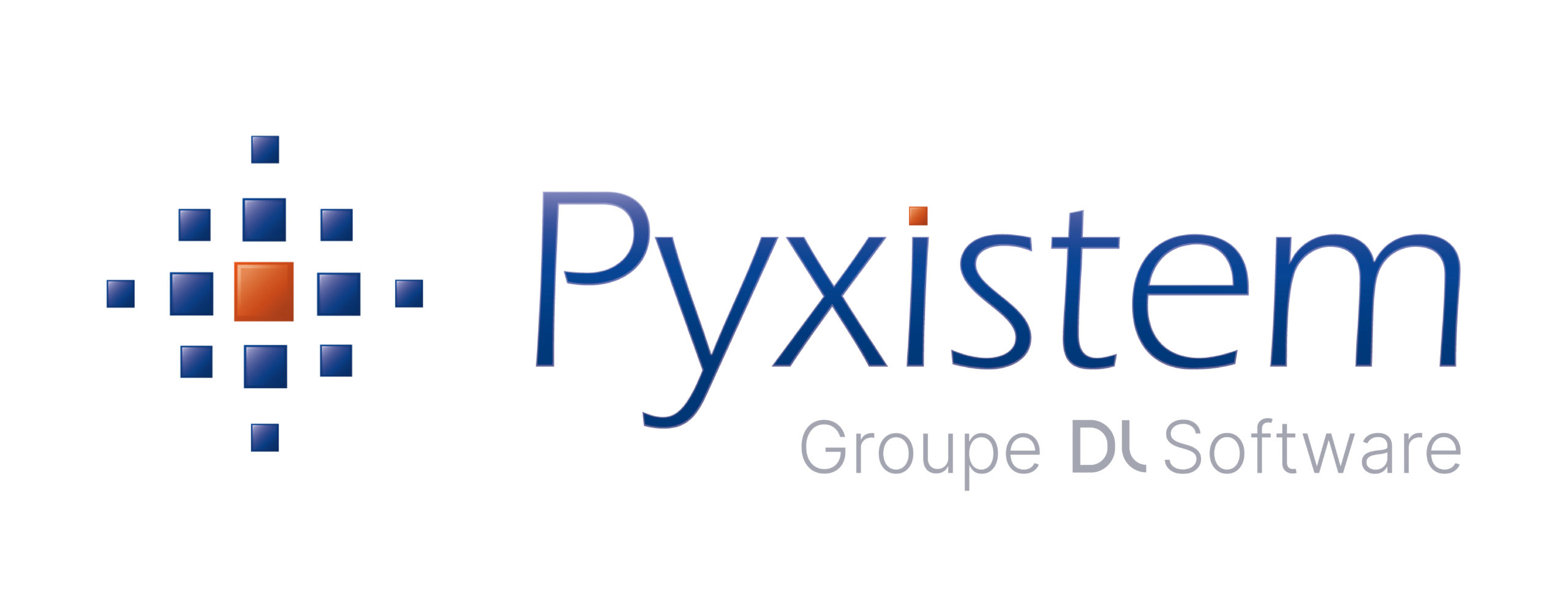 Logo de notre filiale Pixystem