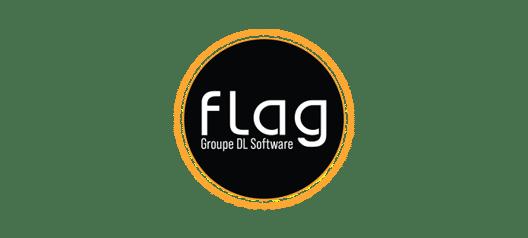 Logo de notre filiale Flag Systems