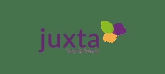 Logo de notre filiale Juxta